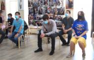В Каспийске провели памятные мероприятия в День памяти и скорби
