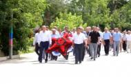 День памяти и скорби отметили в Бабаюртовском районе