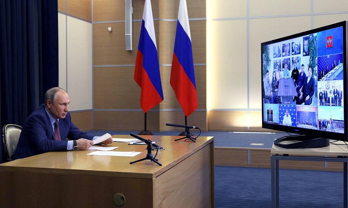 Многое сделано, еще больше задач впереди: Владимир Путин оценил работу «Единой России»