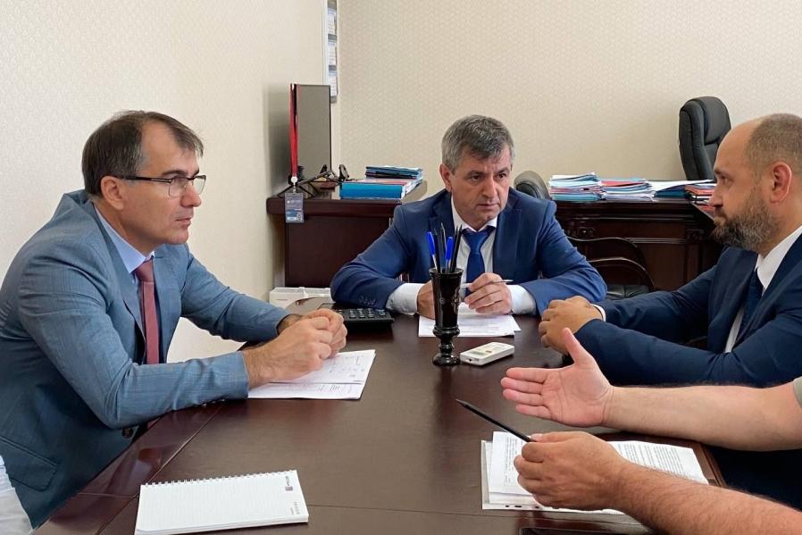 В правительстве Дагестана обсудили развитие в республике программы «Семейная ипотека»