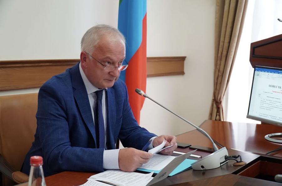 Правительство Дагестана усилит контроль за реализацией нацпроекта «Здравоохранение»