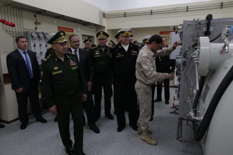 Сергей Шойгу поручил индивидуально подходить к подготовке спецназовцев