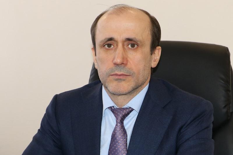 Алим Темирбулатов поздравил Сергея Меликова с избранием секретарем реготделения «Единой России»