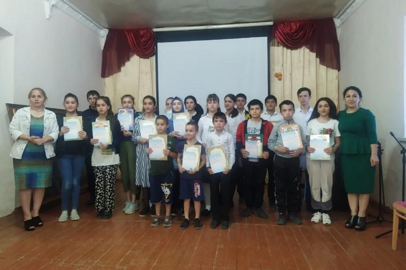 Выпускной концерт состоялся в Детской школе искусств Кайтагского района