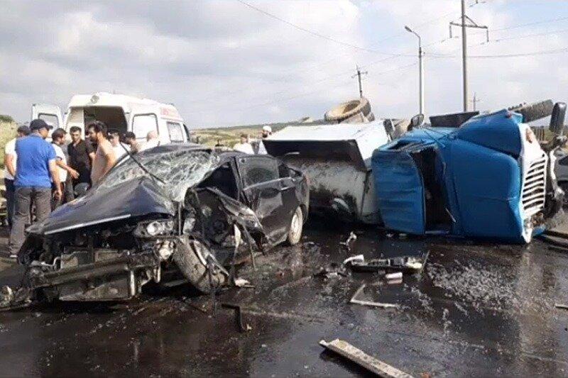 Два человека погибли в четверг в авариях на дорогах Дагестана