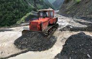 В Дагестане продолжаются аварийно-восстановительные работы по ликвидации последствий непогоды