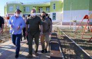 В селе Эндирей в сентябре откроют новую школу и детский сад