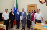 Правительство Дагестана и профсоюз работников здравоохранения России продолжат сотрудничество