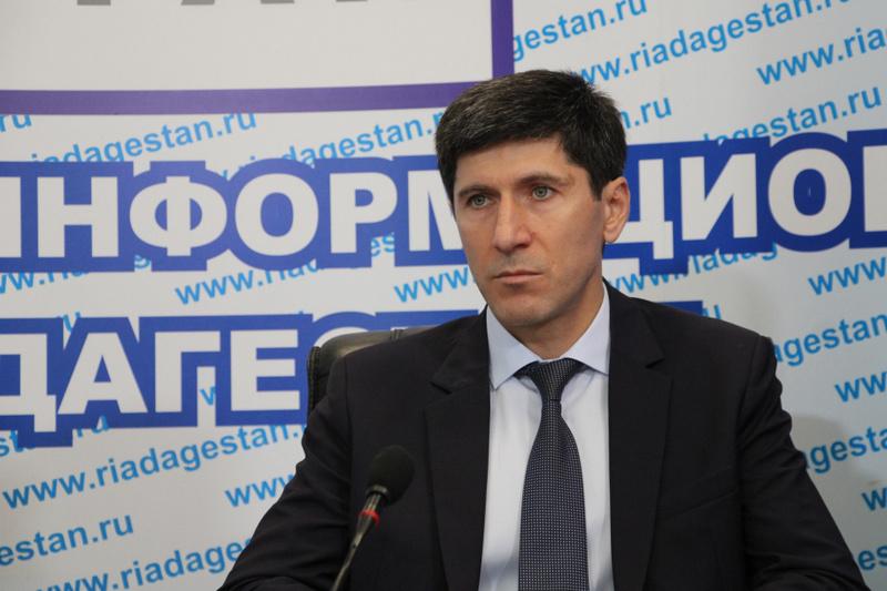 Председатель Избиркома Дагестана Магомед Дибиров ответил на вопросы журналистов