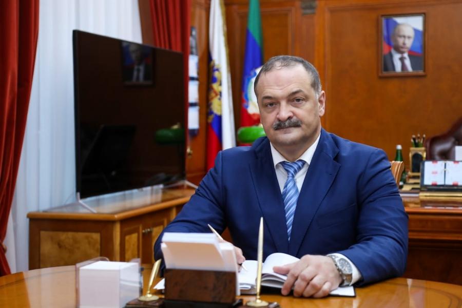 Сергей Меликов поздравил дагестанцев с праздником Курбан-байрам