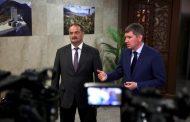 Бизнес, налоги, ЖКХ. Какие проблемы Дагестана обсудили Сергей Меликов и Максим Решетников