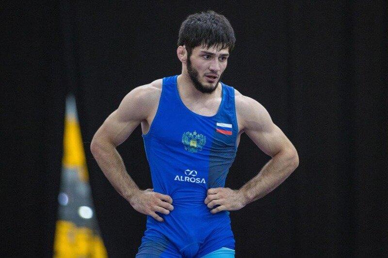 Дагестанский юниор завоевал серебро на чемпионате Европы по греко-римской борьбе
