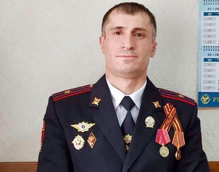 Росгвардейцу Магилаву Хайрулаеву присвоено звание «Народный герой Дагестана»