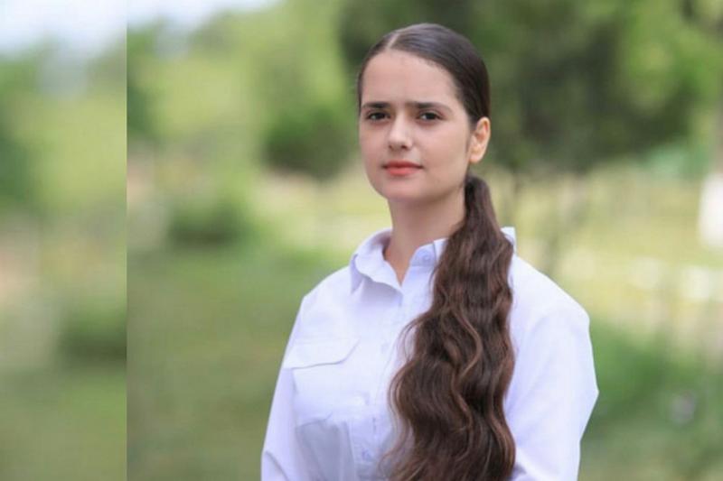 Стобалльница Фатима Галипова поделилась впечатлениями от встречи с главой республики