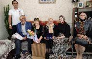 Две семьи Казбековского района награждены медалями «За любовь и верность»