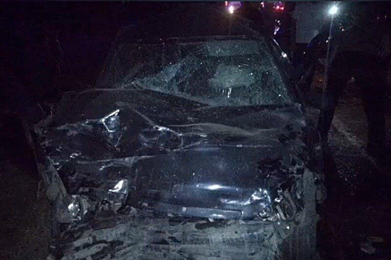 В Кумторкалинском районе в столкновении двух «приор» погибли три человека