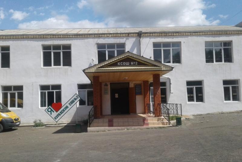 В школах Курахского района готовятся к новому учебному году