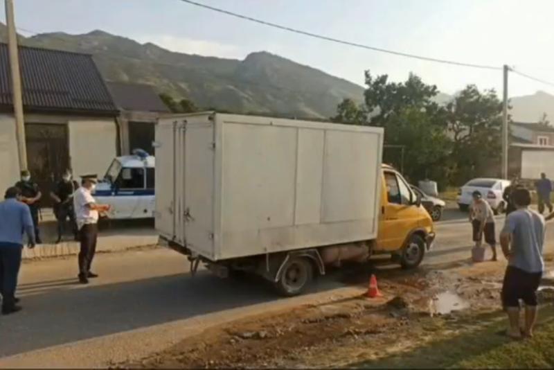 Девятилетний мальчик погиб под колесами «Газели» в Ленинкенте