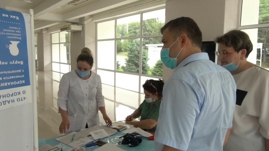 Более 180 тысяч дагестанцев прошли вакцинацию от COVID-19