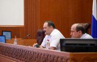 Алим Темирбулатов рассказал о проблемах развития муниципальных образований на заседании Совета глав МО Дагестана