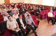Вопрос вакцинации работающего населения обсудили в Кайтагском районе