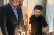 Батыр Эмеев встретился с дагестанскими изобретателями высокотехнологичной электротехники