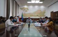 Абдулпатах Амирханов провел совещание по подготовке плана мероприятий по комплексному развитию Дербента