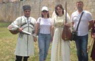 Ашуги из Магарамкентского района приняли участие в XIX Международном фестивале «Горцы»