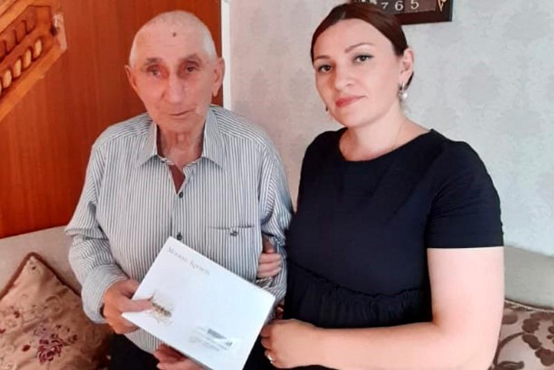 Путин поздравил тружеников тыла и ветеранов труда из Кайтагского района