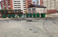 В Каспийске убрали мусор после замечания Сергея Меликова