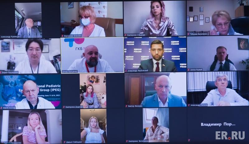 Медики представили предложения в народную программу «Единой России»