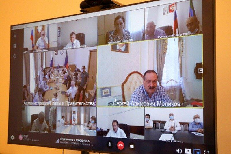 Оперштаб в Дагестане намерен ужесточить ограничения, связанные с эпидемией COVID-19