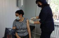 В Магарамкентском районе более 3500 человек вакцинировались от COVID-19