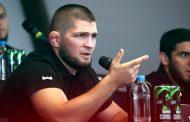 Акции UFC, Карпин, Афганистан и Чимаев. Хабиб Нурмагомедов дал очередную пресс-конференцию