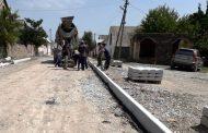В селе Инчха дорогу ремонтируют по проекту «Мой Дагестан – мои дороги»