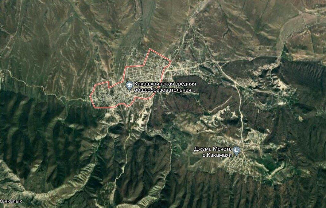 Село Какашура, где была выявлена сибирская язва, закрыто на карантин