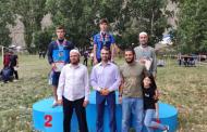 Турнир по национальным видам спорта «Курахские игры» прошел в селе Курах