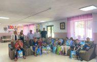 Меценат подарил воспитанникам махачкалинского детского дома школьные принадлежности