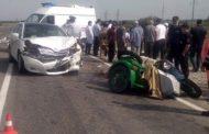 В аварии в Тарумовском районе погибли два человека