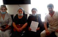 Семье инвалида, пострадавшего в аварии на ПО «Маяк», вручили жилищный сертификат