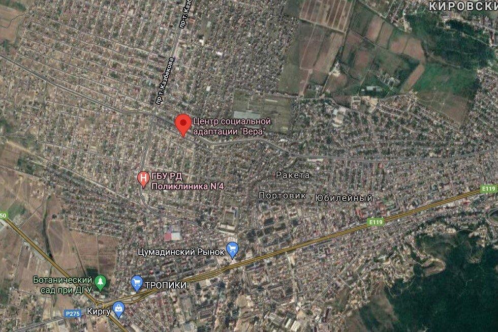 В Семендере пациент центра социальной адаптации задержан за убийство охранника