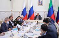 Вопросы военно-патриотического воспитания обсуждены на заседании под руководством Сергея Меликова