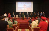В Махачкале прошла встреча Героев России с молодежью