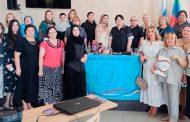Председатель Совета женщин Кайтагского района выступила на заседании по этнокультурному многообразию народов РД