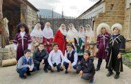 Для школьников Кайтагского района провели экскурсию в этноцентр «Кайтаги»