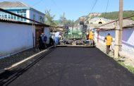 В Кайтагского района ремонтируют улицы по проекту «Мой Дагестан – мои дороги»