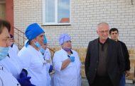 Хунзахскую районную больницу обеспечат новой котельной, местную школу – блок-пристройкой
