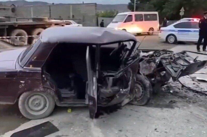 Хроника ДТП в Дагестане. Сентябрь 1/2: семеро погибших