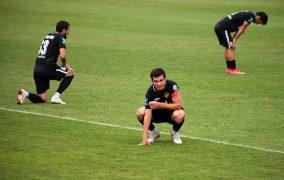 Кубок России: «Легион» упустил победу на пятой добавленной минуте и проиграл «Уфе» в серии пенальти