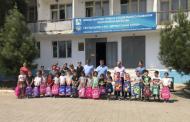 Минтруда Дагестана по акции «Собери ребенка в школу» обеспечила более 1000 детей школьными принадлежностями